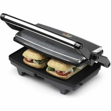 Breville Cafe Style Sandwich/Panini Press - VST049