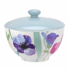 Portmeirion Water Garden - Covered Sugar Bowl