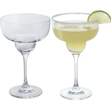New Dartington Wine And Bar Margarita Glass Pair
