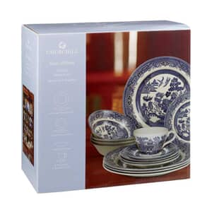 Blue Willow - 20 Piece Box Set