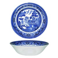 Blue Willow - Scollop Bowl