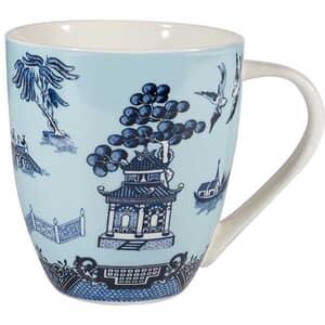 Blue Willow - Crush Mug Blue