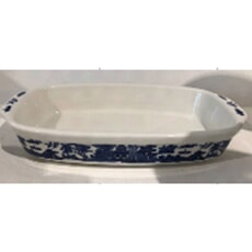 Blue Willow - Rectangle Baking Dish 29.5cm