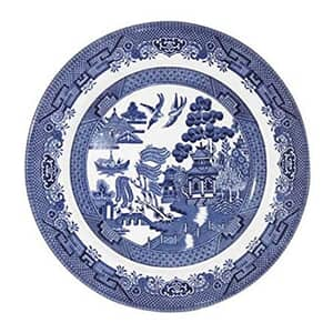 Blue Willow - Salad Plate Set Of 4