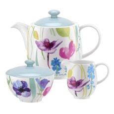 Portmeirion Water Garden - 3 Piece Tea Set