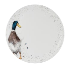 Wrendale 10.5inch Coupe Plate Duck