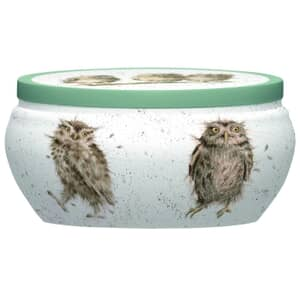 Wrendale What A Hoot Boutique Tin Candle