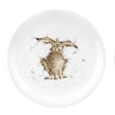 Wrendale 8inch Coupe Plate Hare Brained