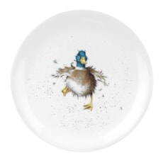 Wrendale 8inch Coupe Plate Guard Duck