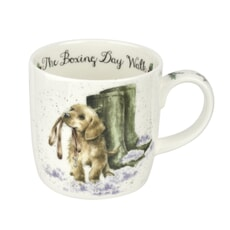 Wrendale The Boxing Day Walk Mug