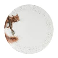 Wrendale 10.5inch Coupe Plate Squirrel