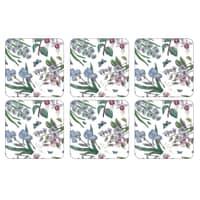 Portmeirion Botanic Garden - Chintz Coasters Set Of 6