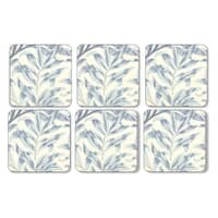 Portmeirion Pimpernel - Willow Boughs Blue Coasters Set Of 6