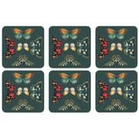 Botanic Garden Harmony Coasters Set Of 6