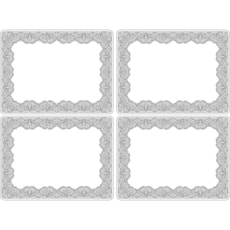 Portmeirion Catherine Lansfield - Glamour Lace Placemats Set Of 4