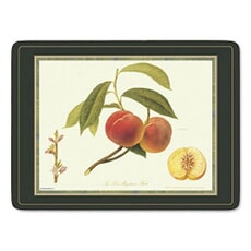 Portmeirion Pimpernel - Hooker Fruits Placemats Set Of 6