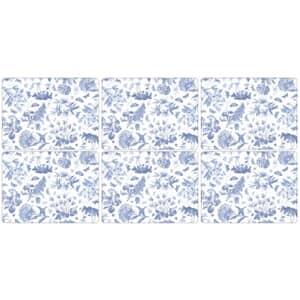 Portmeirion Botanic Blue - Placemats Set Of 6