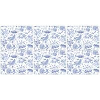 Portmeirion Botanic Blue - Placemats Set Of 6
