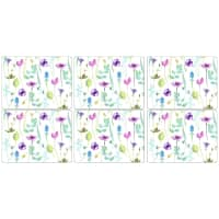 Portmeirion Water Garden - Placemats Set Of 6