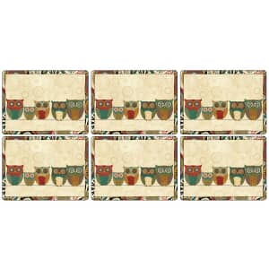 Portmeirion Pimpernel - Spice Road Placemats Set Of 6
