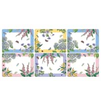 Portmeirion Botanic Garden - Terrace Placemats Set Of 6