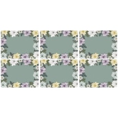 Portmeirion Atrium Placemats Set Of 6