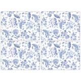 Portmeirion Botanic Blue - Large Placemats Set Of 4