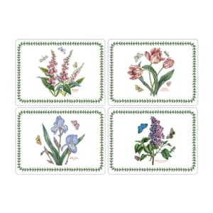 Portmeirion Botanic Garden - Placemats Set Of 4