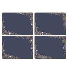 Sara Miller Garland Christmas - Large Placemats Set Of 4