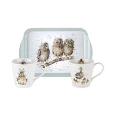 Wrendale Mug And Tray Set