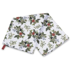 Portmeirion Holly and Ivy - Tea Towel