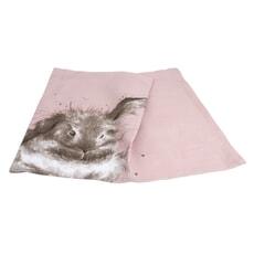 Wrendale Bathtime (Rabbit) Tea Towel