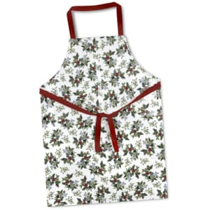 Portmeirion Holly and Ivy - PVC Apron