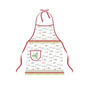 Portmeirion Christmas Wish - Cotton Drill Apron