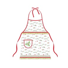 Portmeirion Christmas Wish - Cotton Drill Apron