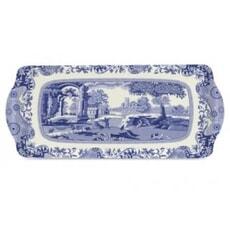 Spode Blue Italian - Sandwich Tray Melamine