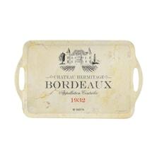 Portmeirion Pimpernel - Vin De France Large Handled Tray