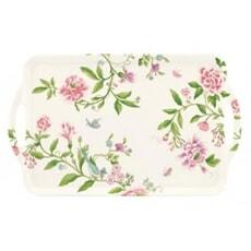 Sanderson Porcelain Garden - Large Melamine Tray