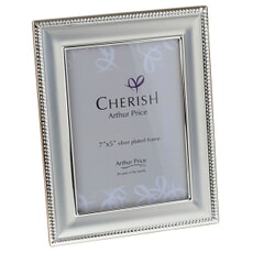 Arthur Price Bridal Coniston 6x4 Inch Photo Frame
