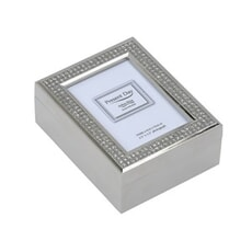 Arthur Price Bridal Diamante Keepsake Box