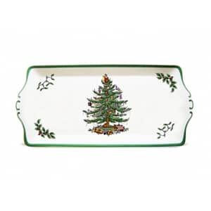 Spode Christmas Tree - Sandwich Tray