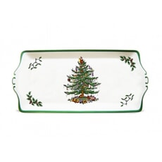Spode Christmas Tree - Sandwich Tray