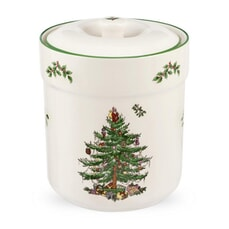 Spode Christmas Tree Sweet Jar