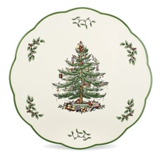 Spode Christmas Tree - Round Cheese Board
