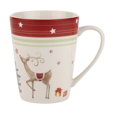 Spode Christmas Jubilee Mug - Red Band