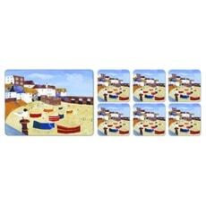 Portmeirion Pimpernel - St Ives Placemats Set Of 6