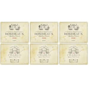 Portmeirion Pimpernel - Vin De France Placemats
