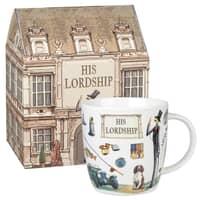 At Your Leisure - His Lordship Mug