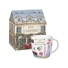 At Your Leisure - Her Ladyship Mug