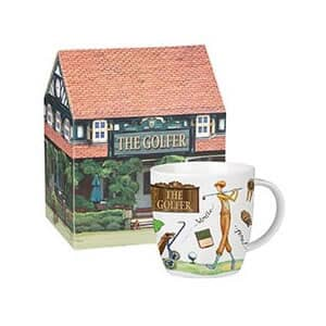 At Your Leisure - The Golfer Mug